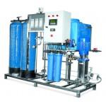 دستگاه تصفیه آب صنعتی اسمز معکوس (RO) با ظرفیت 5 متر مکعب در شبانه روز