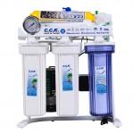 دستگاه تصفیه آب خانگی شش مرحله ای CCK
