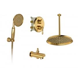 دوش زیگموند توکار حمام طلا